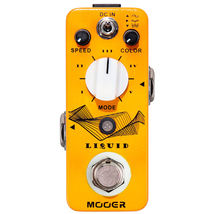 Mooer Liquid Phaser 5 very different Phasers in One Guitar Pedal Ship Free - $64.80