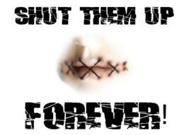 Powerful Old Hoodoo SHUT THEM UP Spell X10 Block Gossip, Rumors, & Enemi... - $98.88