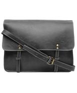 BDF Vintage Messenger Bag Men Multipurpose Sling Shoulder Casual Cross-b... - $52.88
