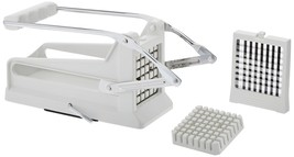 "Prepworks by Progressive Jumbo Potato Cutter Features Interchangeable ⅜""... - $24.08"