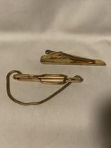 Pierre Cardin Forstner Tie Clip Bar 1/20 12kt GF Gold Filled Lot - $9.90