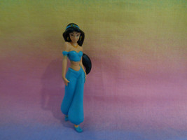 "Disney Aladdin Miniature PVC Jasmine Figure / Cake Topper - as is - 2 1/2"" - $1.93"