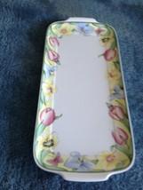 Villeroy & Boch fine china decorative serving plate  - $74.99