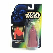 Star Wars Power of the Force Green Card Emperor's Royal Guard Action Fig... - $14.04