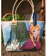 NWT Disney Frozen 2 Anna & Elsa Dooney & Bourke Tote - $336.56