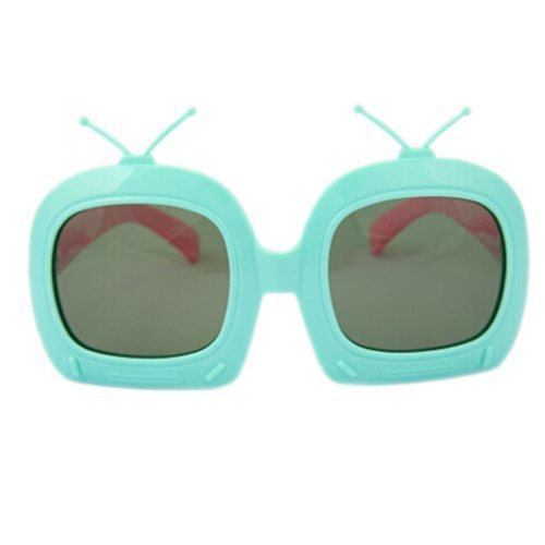 Toddler Sunglasses Kids Sun Protection Children Summer Eyewear TEAL FRAME