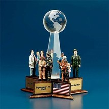 DEPT 56-57712 9/11 MEMORIAL LIGHTED  - $125.95