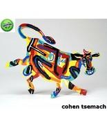 David Gerstein Art Elza Cow Metal Modern Sculpture - $121.54