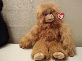 Ty Beanie Buddies Classics Tango the Brown Shaggy Monkey - $29.95