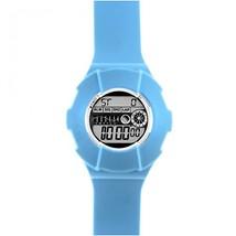 JoyJoy! Chlorine Silicone Interchangeable Blue Watch JJ-4089W - $32.33