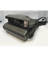 Vintage Polaroid Spectra System SE Camera *Does not close* Tested - $9.89
