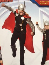 SIMPLICITY SEWING PATTERN 1038 MENS BOYS THOR COSTUME KIDS 3-8 MENS S-XL