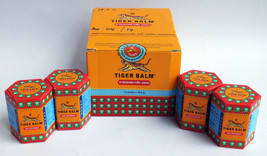 Tiger Balm White or Plus Red Box of 12 30g Pain Relief  - $110.88