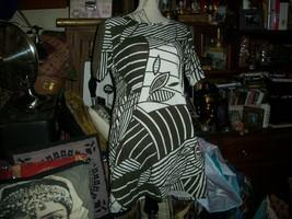 FOND Gorgeous Brunette Brown+Marshmallow Dress Size M - $27.72