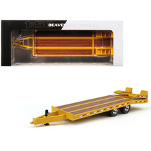 Beavertail Trailer Yellow 1/50 Diecast Model by First Gear 50-3237 - $44.84