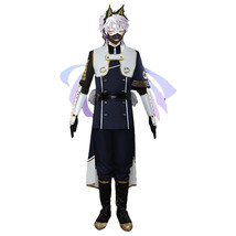 Touken Ranbu Nakigitsune Practicing Version Cosplay Costume Unisex Outfi... - $105.63