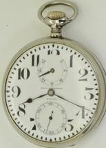 Rare antique WWI German pilot's Paul Ditisheim wind indicator Chronomete... - $3,503.22