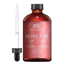 Radiate Your Love Rose Essential Oil, 4 Fluid Oz - 100% Pure Therapeutic Grade E