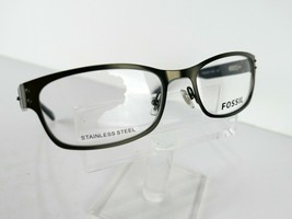 Fossil Sheldon (OJWL) Graphite 53 X 18 135 mm Eyeglass Frames Eyewear - $47.96