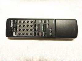 Sharp G0823GE Tv Vcr Remote XA400, XA405, XA410, VCA25C, VCA25U, VCA26U B16 - $12.95