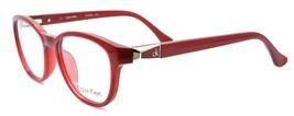 Calvin Klein CK5860 615 Women's Eyeglasses Frames PETITE 49-17-135 Red - $48.41