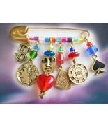 FREE W OOAK HAUNTED PIN TOUCH FOR LUCK EXTREME MAGICK 925 7 SCHOLARS  - $0.00