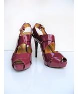 Platform Sandals Heels Report Signature Newbury Slingback Heels  8.5 $19... - $33.66