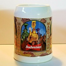 Budweiser Special Event Steins Collectible Series 1994 Mardi Gras # 318  - $32.34
