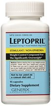 Generix Laboratories Leptopril- Dietary Supplement And Acute Metabolic Regulator - $32.99