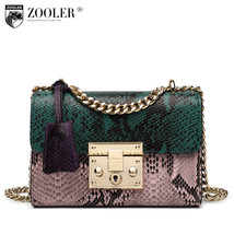 ZOOLER-genuine-leather-bag-2018-new-women-messenger-bags-Small-cross-bod... - $154.77