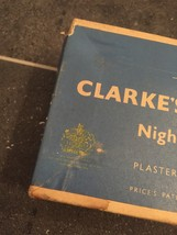 """Complete Set of 8 Clarke's """"Pyramid"""" Night Lights (Candles)-RARE in original box image 8"""