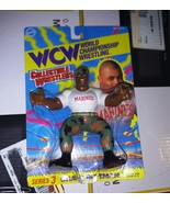 WCW Action figure Sgt Craig Pittman from TOSFTM Brand New - $40.00