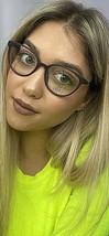 New LIU JO LJ 2630 513 Matte Purple 51mm Rx Women's Eyeglasses Frame  - $99.99