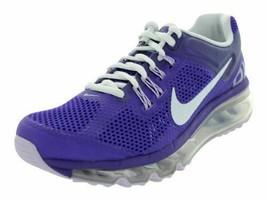 New Nike Air Max 2013 Purple Running Training Flex Shoes Womens 8.5 - SZ... - $99.99