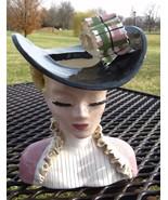 HEAD VASE NANCY by BETTY LOU NICHOLS 8 1/2 inch HEAD VASE headvase planter - $297.00