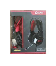 Qsenn HS10 Gaming Headset USB Wired LED Vibration 7.1ch with Microphone image 2