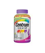 Centrum Silver Women 50+ 275 Tablets. Multivitamin Multimineral Gluten Free - $26.24
