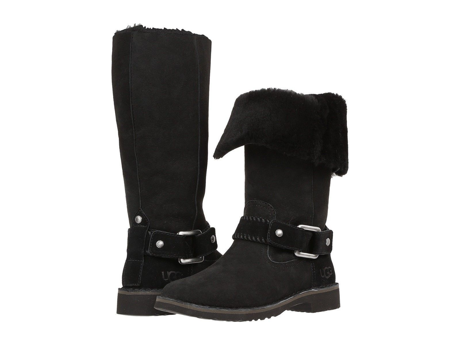 d46dd2c8216 UGG Australia Boots Braiden Tall Leather and 50 similar items
