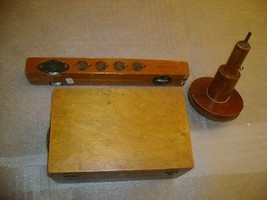 Antique Cusson's Tripod & Capston Physics Demonstrator - $346.50