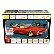 Skill 2 Model Kit 1965 Buick Riviera Villa Riviera by George Barris 1/25... - $61.28