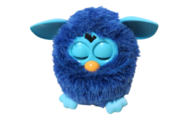 2012 Furby Taboo Blue Soda A Mind Of Its Own W/ Box Instructions See Video - $39.60