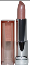 Maybelline Color Sensational 842 Rosewood Pearl Lipcolor Brand New - $8.52