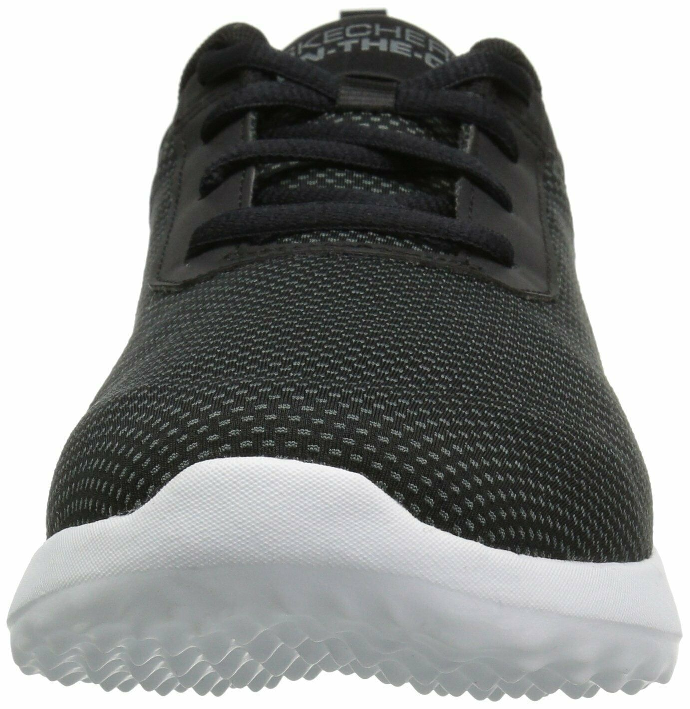 Skechers Women's On-The- On-The-go City 3.0 - Brilliance Sneaker 9 Black/White
