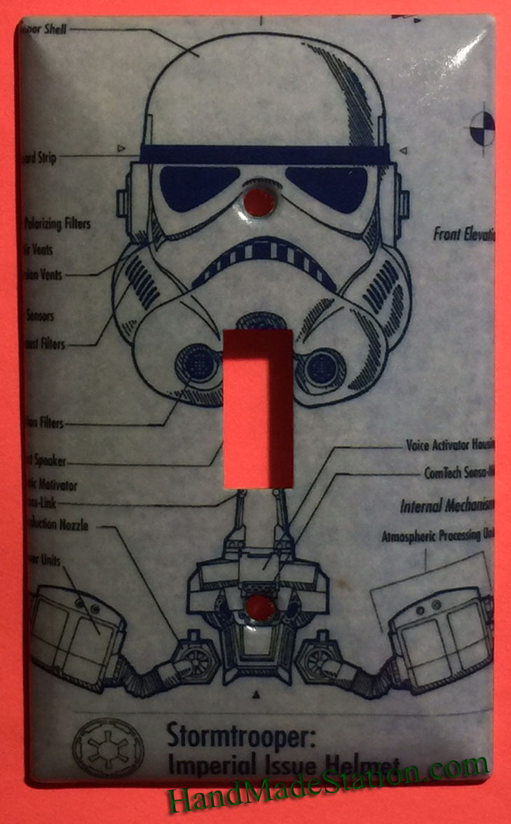 Star wars white soldier blueprint single toggle