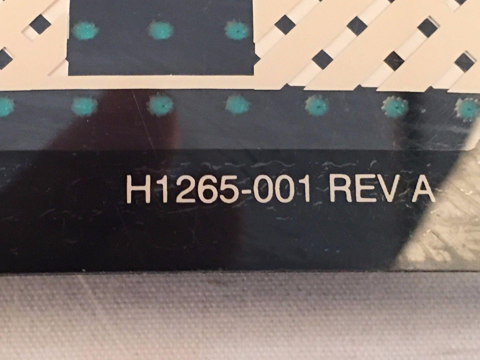 DWR1265H001 Pride Quantum Tru-Balance Electronic Anti-Pinch Pressure Switch