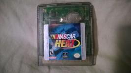 NASCAR Heat  (Nintendo Game Boy Color, 2000) Cartridge Only - $7.50