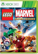 Lego: Marvel Super Heroes, XBOX 360 Brand New Video Game for Kids Adult ... - $29.30
