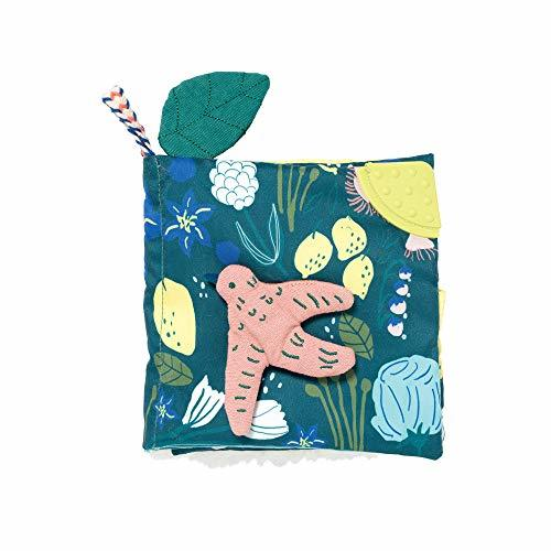 Primary image for Manhattan Toy Songbird Soft Activity Pat Mat for Babies with Teether, Crinkle Pa