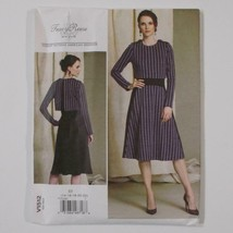 Vogue Tracy Reese V1512 Dress Pattern American Designers E5 Size 14-22 - $19.79
