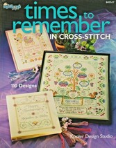 """Soft Cover Book - """"Times to Remember"""" - The Needlecraft Shop - Gently Used - $18.00"""